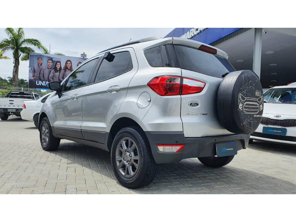 Ford Ecosport Se At 1 6b 2017 Gm Multimarcas