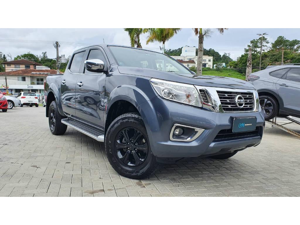 Nissan Frontier XE X4 2.3 2019