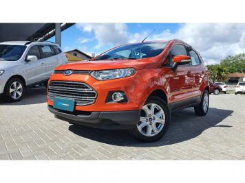 Foto numero 0 do veiculo Ford EcoSport TIT AT 2.0 - Laranja - 2014/2015