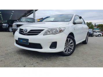 Foto numero 0 do veiculo Toyota Corolla XLI FLEX - Branca - 2011/2012