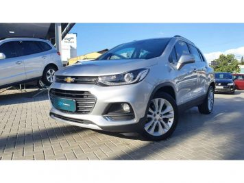Foto numero 0 do veiculo Chevrolet Tracker PREMIER - Prata - 2017/2018
