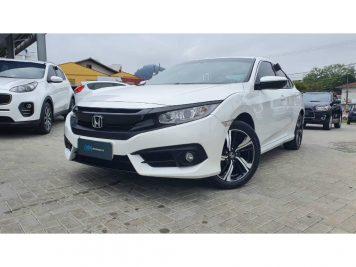 Foto numero 0 do veiculo Honda Civic SPORT CVT - Branca - 2016/2017