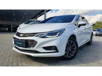 Foto numero 0 do veiculo Chevrolet Cruze LTZ NB AT - Branca - 2018/2018