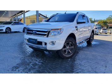 Foto numero 0 do veiculo Ford Ranger LTD CD4 32 - Branca - 2013/2014