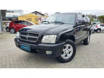Foto numero 0 do veiculo Chevrolet Blazer ADVANTAGE - Preta - 2008/2008