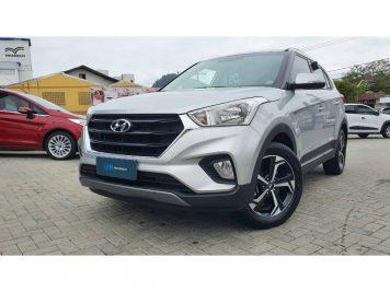 Foto numero 0 do veiculo Hyundai Creta 1.6 PULSE - Prata - 2019/2020